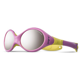 Julbo Looping II Spectron 4 Glasses Children 12-24M yellow/pink